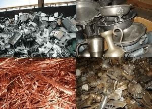 metale kolorowe, miedź, mosiądz, metal